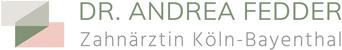 Zahnarzt Köln-Bayenthal | Dr. Andrea Fedder Logo
